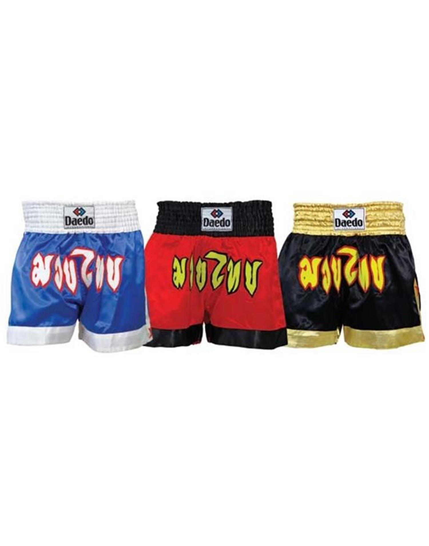 Dae Do Pantalone Royal Thai Boxe