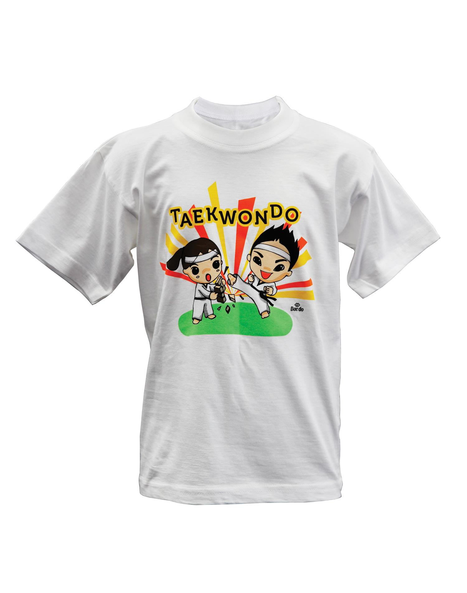 Dae Do T-shirt Taekwondo Demo Kids