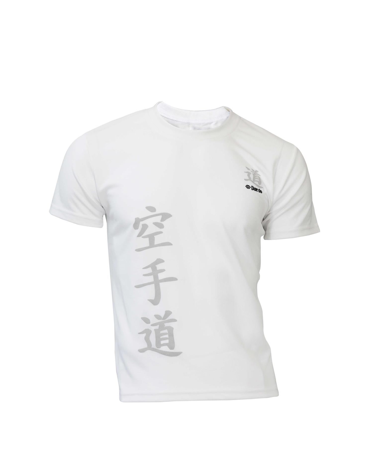 Dae Do T-shirt Karate Hyro Cool Biaco