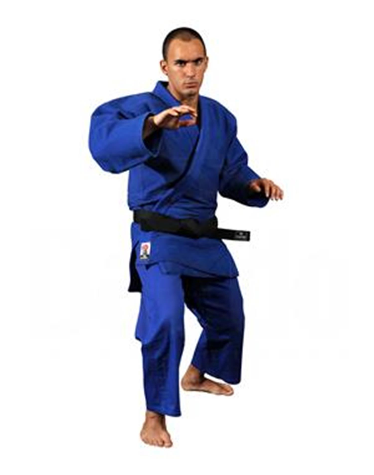 Dae Do Judogi mod Diamond Azzurro
