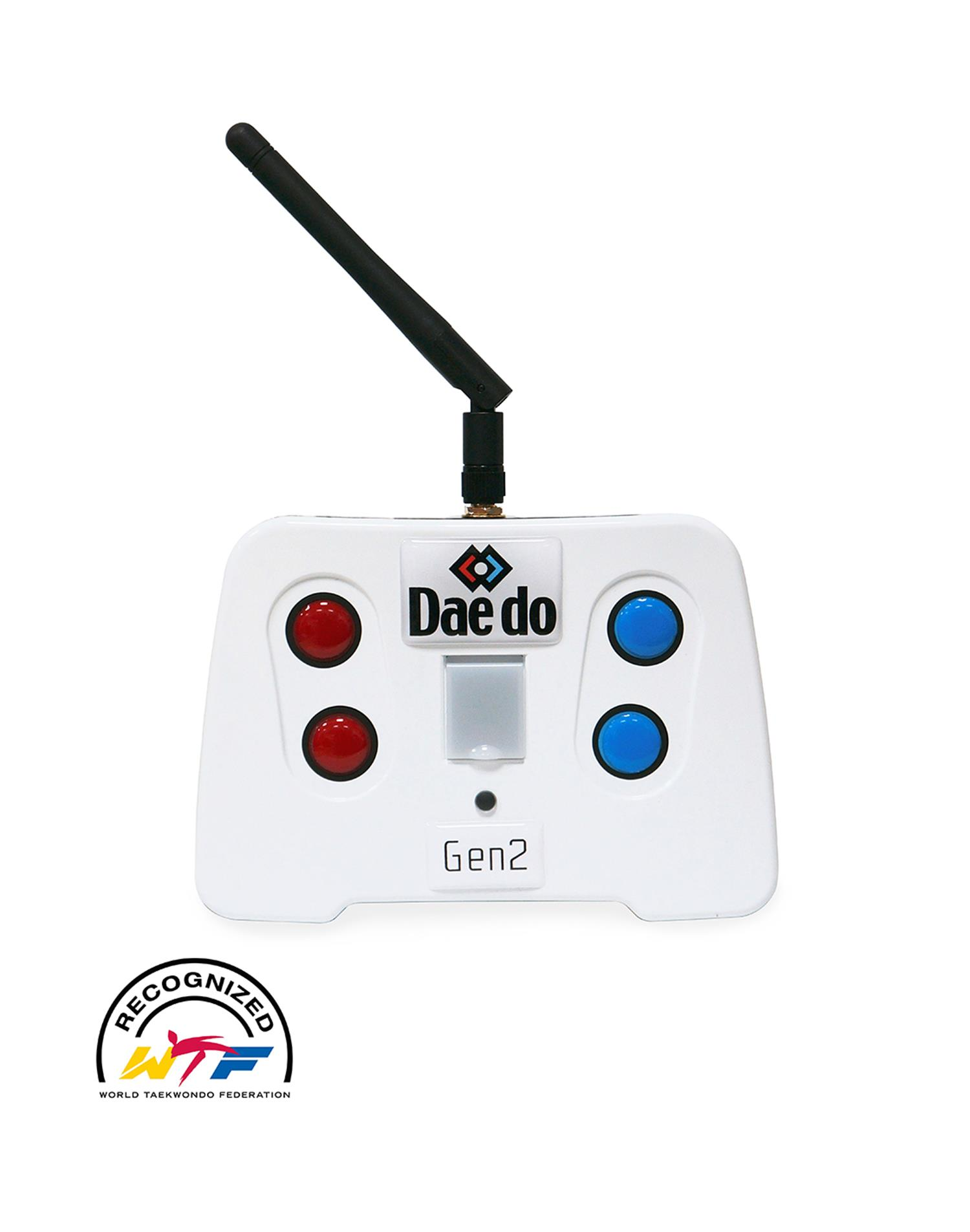 Dae Do Joystick Sistema Dae do Arbitro II Generazione