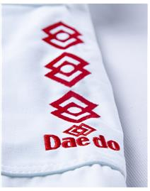 Dae Do BORDATURA ROSSA LOGO DAEDO