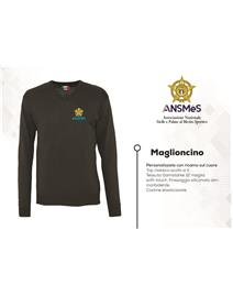 ANSMeS MAGLIONCINO ANSMeS