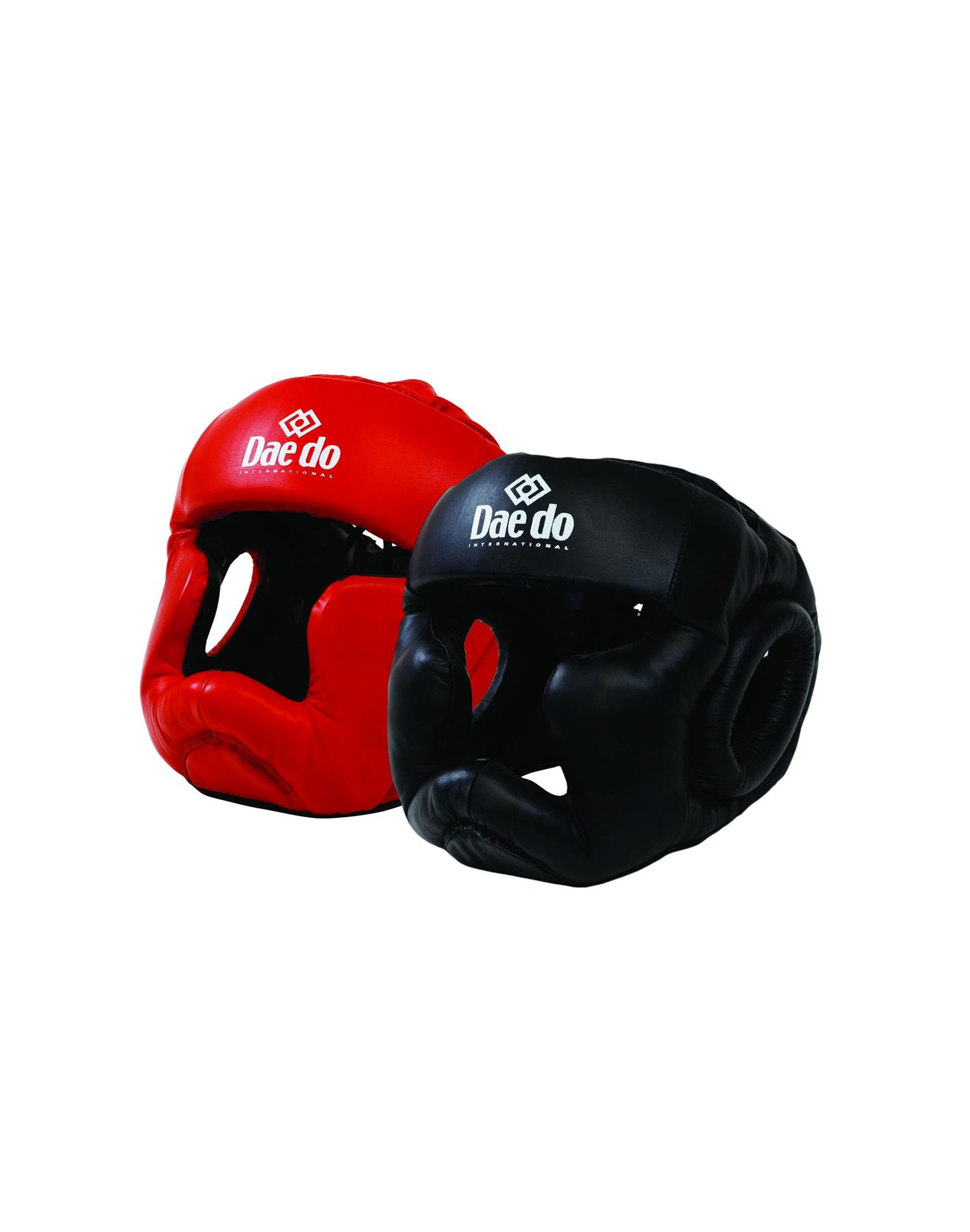 Dae Do Casco Full Contact in Pelle