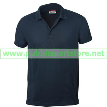 NewWave Polo ICE Sport Clique Polyestere (XS - BLU NAVY)